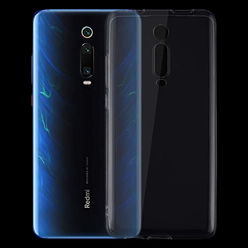 ZHANGQUAN Cubierta de protección QUAN DCVG 0.75mm TPU Transparente Ultrathin TPU Funda Protectora para Xiaomi Redmi K20 / K20 Pro