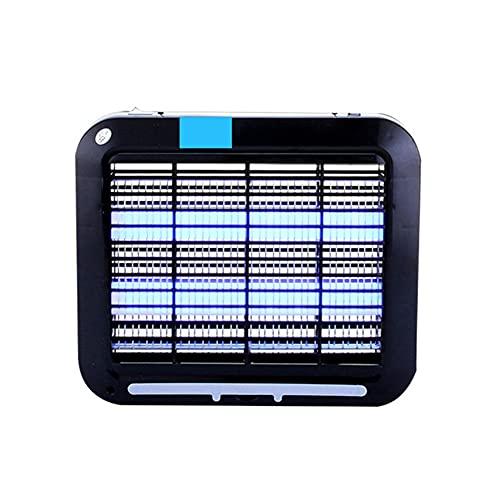 Lámpara LED para Matar Mosquitos, Luz LED para Matar Insectos, Lámpara Antimosquitos De Ahorro De Energía, Repelente De Golpes Eléctrico para Exterior, Interior, Patio, Jardín (2W)