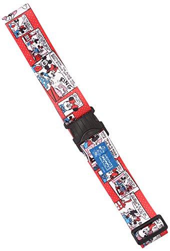 [コンサイス] ディズニーワンタッチスーツケースベルトDTS-055C 197 cm 531227 ミニー