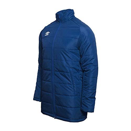 UMBRO Padded Jacket Anorak De Entrenamiento, Niños, Azul Marino,...