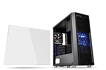 CS7070 日本正規代理店品 保証1年 フルサイズのアクリルサイドパネルを搭載 ATX、microATX、Mini-ITXのマザーボードに対応 120mmファンを2基標準搭載 最大7基のケースファンの取り付けに対応 最大360mmサイズの水冷ラジエータが取り付け可能 最大310mmまでの拡張カード搭載スペースを確保 取り外し可能なダストフィルターを装備 ブラック、ホワイトの2色をラインナップ 対応マザーボード:ATX,M-ATX,Mini-ITX