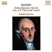 Haydn;String Qrts.Op.64 4