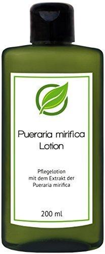Pueraria mirifica - Pflegelotion (Brust, Haut), 200 ml