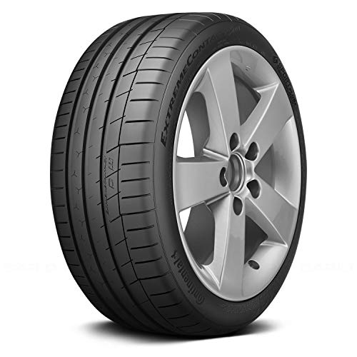 Continental ExtremeContact Sport Performance Radial Tire - 285/35ZR19 99Y