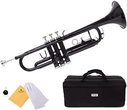 Best black trumpet instrument Reviews