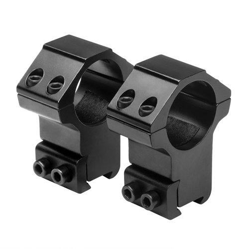 """NcStar 1"""" Ring-3/8' Dovetail-High (RB27)"""
