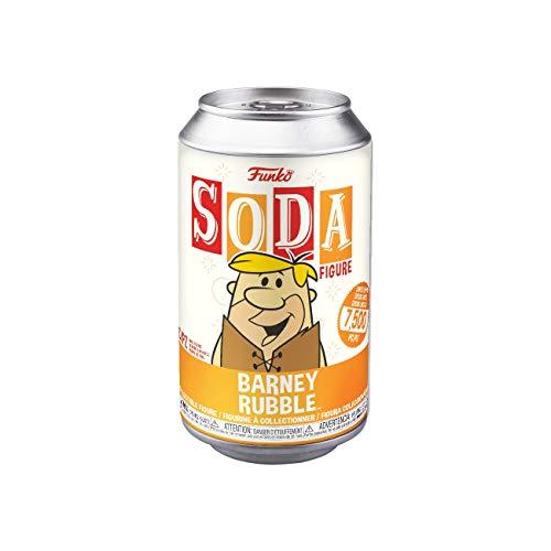 Funko POP! Soda Barney Rubble 4.25' Vinyl Figure in a Can