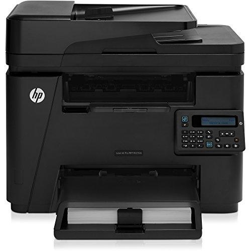 HP CF484A LaserJet Pro MFP M225DN Multifunction Laser Printer, Copy/Fax/Print/Scan