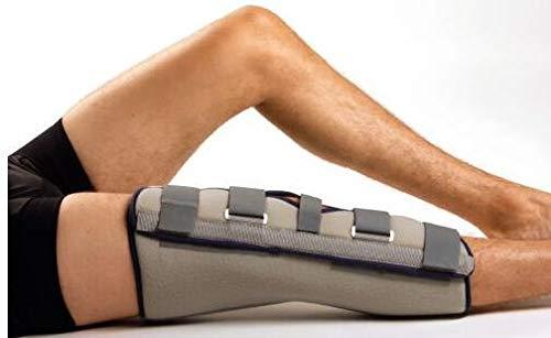 Knieorthese von Otto Bock Verstellbare Kniebandage nach der Operation beidseitig tragbar Größe M