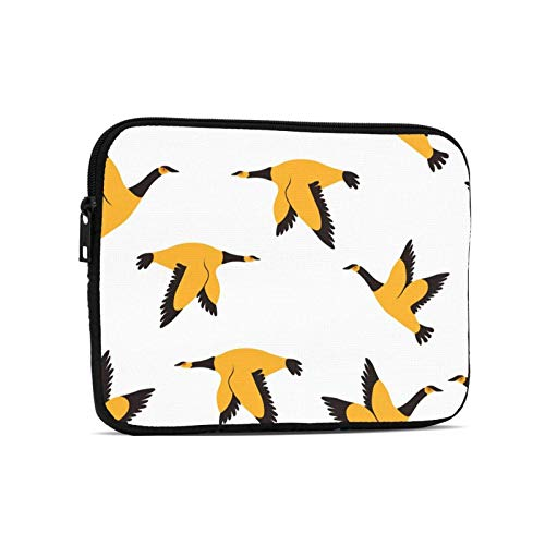 Yellow Duck Tablet Bag Lightweight Laptop Bag Tablet Sleeve Case for Ipad 9.7 Inch