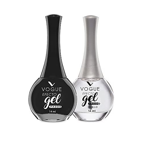 Esmalte Transparente Uñas  marca VOGUE