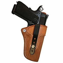 Texas Leathercraft Right Hand - Tucker & Byrd L4 Leather Tuckable IWB Holster