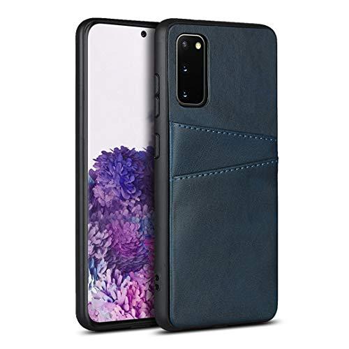 PU-Hülle für Samsung Galaxy S20 (Blau)