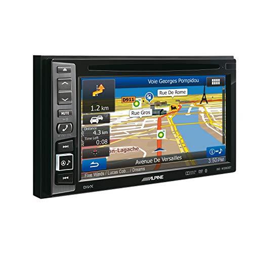 Alpine INE-W990BT Système de Navigation avec écran 6,1\