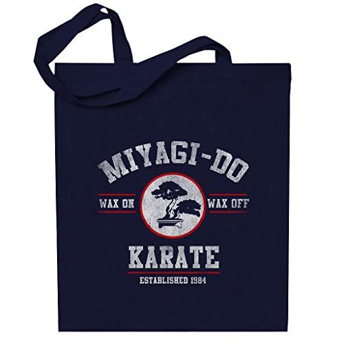 Cloud City 7 Miyagi Do Karate Kid Wax On Wax Off Totebag