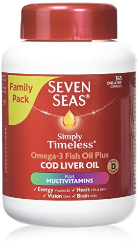 Cod Liver Oil Plus A-Z Multivitamins Accessories