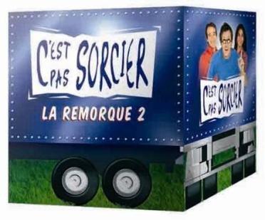 C'est pas sorcier - Coffret méga remorque 9 DVD - Edition limitée
