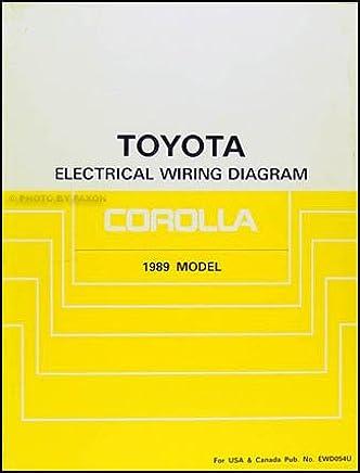 1989 toyota corolla wiring diagram manual original toyota toyota wiring diagram color codes toyota tercel electrical wiring diagram