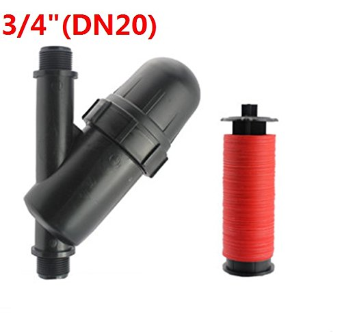 versandkostenfrei. 120mesh Bewässerung Disc Filter 2,5cm oder 3/10,2cm Stecker BSP Anschluss Garten Landwirtschaft und Industrie Wasser Y Filter