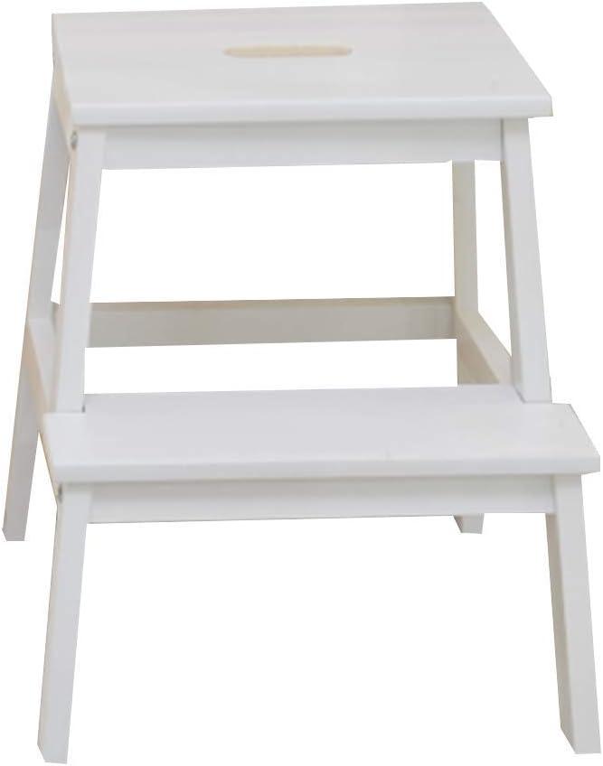 Overseas parallel import regular item YGCBL Multifunction Ranking TOP17 Folding Step Stool Wood Ladder Solid H