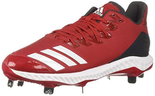 Adidas Mujeres Calzado Atlético, Power Red/White/Carbon, Talla 5