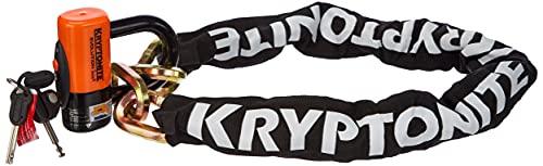 Kryptonite 0720018999515 Catena New York 1210 con Grillo Evs4 Disco 14 mm, 12 mm x 100 cm