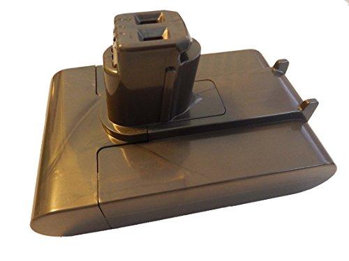vhbw Batería Li-Ion 2000mAh (22.2V) para aspirador Dyson DC43, DC43h Animal Pro, DC45, DC45 Animal Pro como 17083-2811, 17083-4211, 18172-01-04.