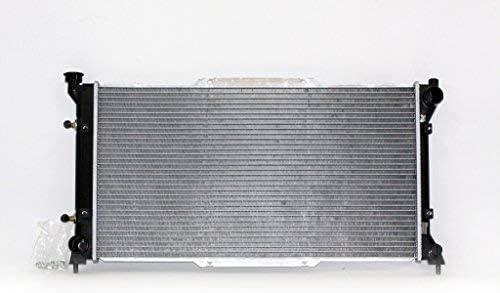 Radiator 数量限定 - 高品質 Pacific Best Inc. Fit 1839 95-99 Legacy Ou Subaru For