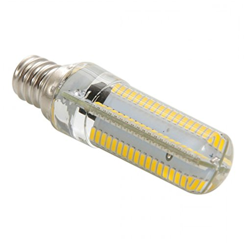 Bombillas LED Bombillas E12 Dimmable 4W 152 LED 3014 SMD 300-400 LM Blanco cálido Cool White Decorativo Bi-pin Lights AC 110-130V (1PCS) (Size : Cold White)