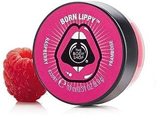 The Body Shop Born Lippy Pot Lip Balm - Raspberry - 10ml