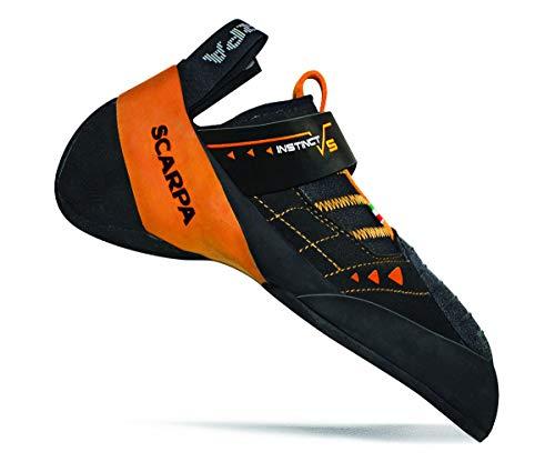 Scarpa Men's Instinct VS Climbing Shoe,Black,41 EU/8 M US