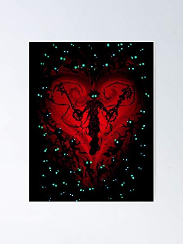 AZSTEEL Corruption Of The Heartless Dk Poster Poster 11.7 * 16.5