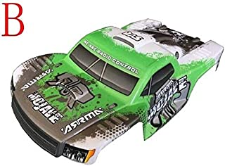 Parts & Accessories HPI 1/10 Short Course shell BLITZ ESE ATTK-10 SKORPION PAINTED BODY - (Color: B)