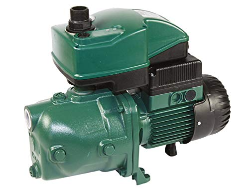 DAB Active System J 82 M 0,82 HP selbstansaugende Pumpe komplett mit Aktivsystem, für Haus, Landwirtschaft, Garten, Industrie
