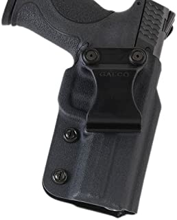 Galco Gunleather Triton Kydex IWB Holster for Sig-Sauer P229, P228 with Rail (Black, Right-Hand)