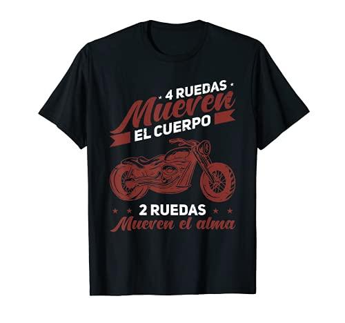 Hombre Motoristas Regalo Motero Biker Papá De La Moto Camiseta