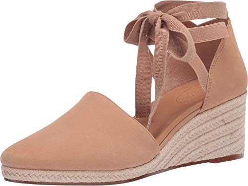 CC Corso Como Women's ROMLEY Wedge Sandal, Latte, 10 M US