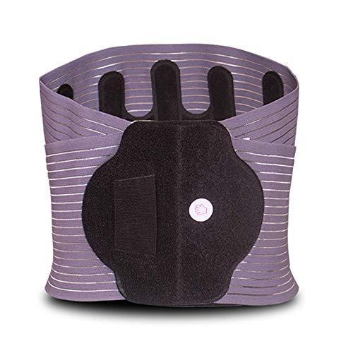 Yhtech Houding Corrector Back Brace met verwijderbare lumbale pad voor lagere rugpijn Relie XL
