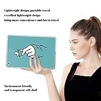 PRINDIY iPad Air 1/iPad Air タブレットケース,防塵 スリム ハード クリア 指紋防止 耐衝撃 ソフトTPUスキンゲルシリコーン 落下に強い スリム ハード 保護ケースカバー iPad Air 1/iPad Air Case-KJ 47