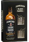 Jameson Black Barrel Irish Whiskey Glasses Gift Set