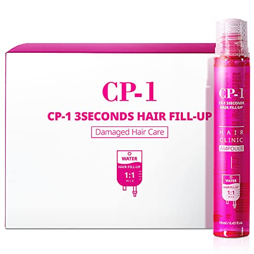 CP-1 3 Seconds Hair Fill-Up Hair Mask Ampoule 13ml20ea Set for Damaged Hair, Keratin Hair Mask Treatment at home, self hair care, miracle treatment hair, Esthetic House