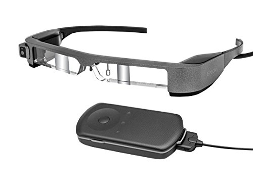 Moverio BT-300 Smart Glasses (AR/Developer...