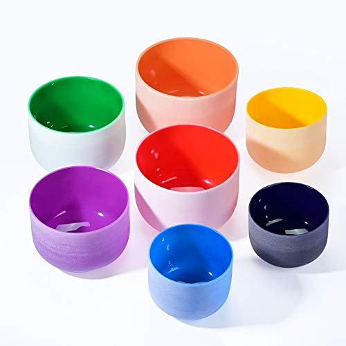 Juego de 7Chakra sintonizado color...