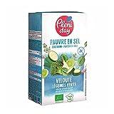Crema Verduras Verdes Sin sal ECO Pleniday 1 L