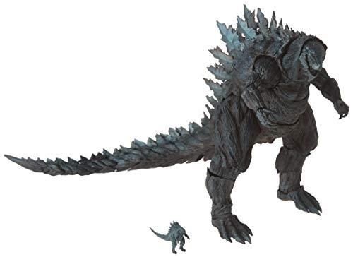 BANDAI Godzilla: Planet of The Monsters Godzilla Earth S.H.MonsterArts Figura De Acción