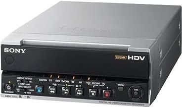 Sony HVRM15AU, Broadcast HDV VTR Player / Recorder