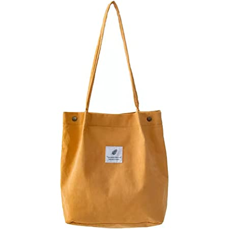 Nircho Handtasche Damen Groß Cord Tasche Damen Casual Handtasche Shopper Damen Chic Schultertasche Henkeltasche Umhängetasche Tasche Crossbody Bag Shopper für Alltag Schulausflug