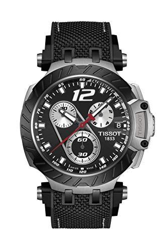 Tissot TISSOT T-RACE JORGE LORENZO 2019 LIMITED EDITION T115.417.27.057.00 reloj