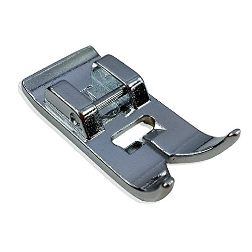 Tysew de uso doméstico para máquina de coser Universal carcasa rígida de líneas en zigzag cabezales para máquina estándar M/de pie para impresoras Brother, Elna, Janome, Jones, Frister y Rossman, Husqvarna, Pfaff, carcasa, Toyota, Viking etc.
