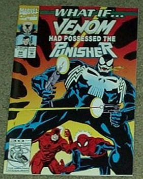 What If...Venom Had Possessed The Punisher Issue #44 (2)